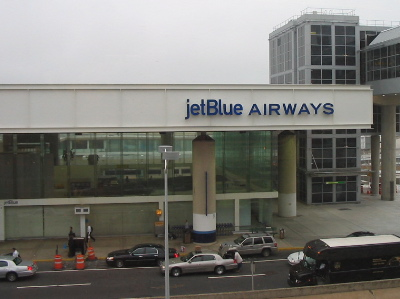 the jet blue terminal
